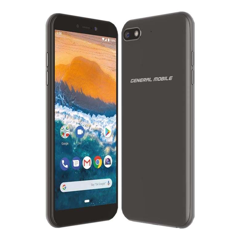 General Mobile GM6 DS Cep Telefonu - Siyah