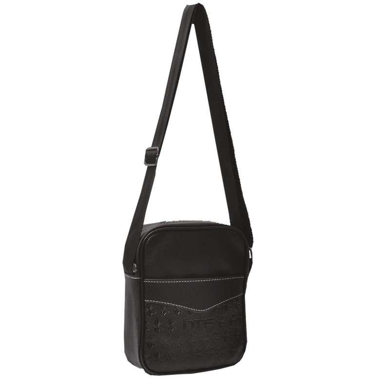 Erkek Askılı Çanta - Siyah