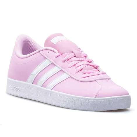 Adidas Vl Court 2.0 K DB1517 Bayan Spor Ayakkabı - 38