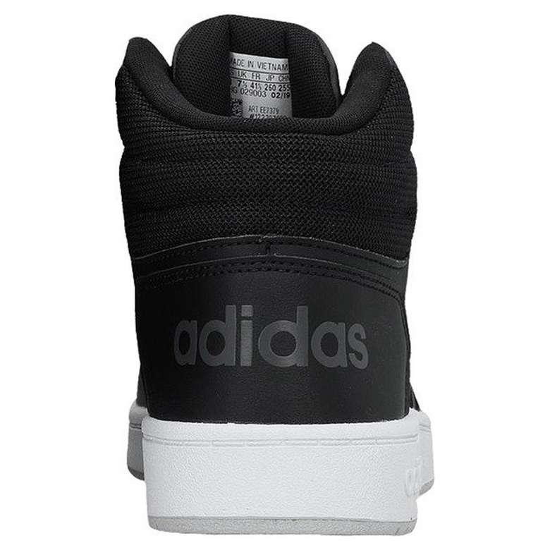Adidas Hoops 2.0 Mid EE7379 Spor Ayakkabı Erkek - 43,5