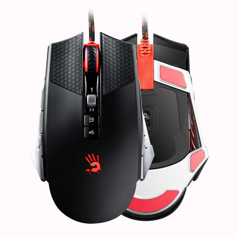 Bloody T60 LK Optic 4000 CPI Gaming Mouse