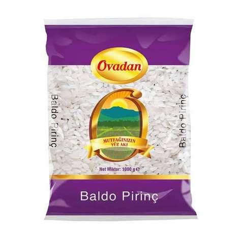 Ovadan Pilavlık Pirinç İthal Luna 1000 G