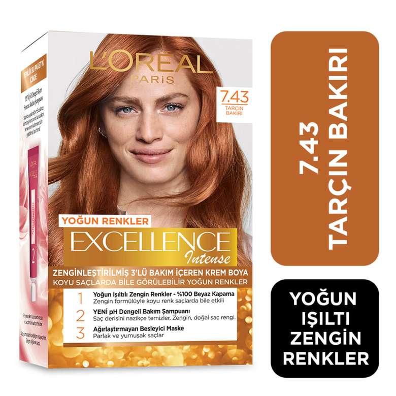 Saç Boyası Tarçın Bakır 7.43 Excellence