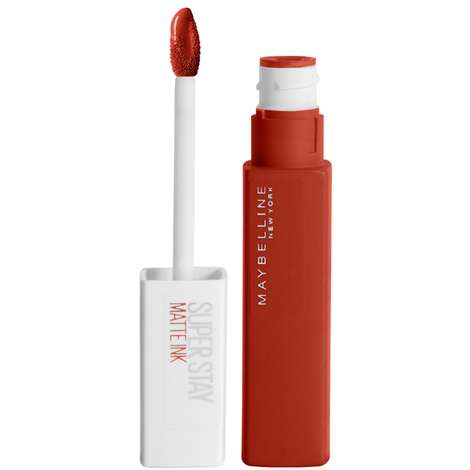 Maybelline New York Super Stay Matte  Ink Likit Mat Ruj -City Lips 117