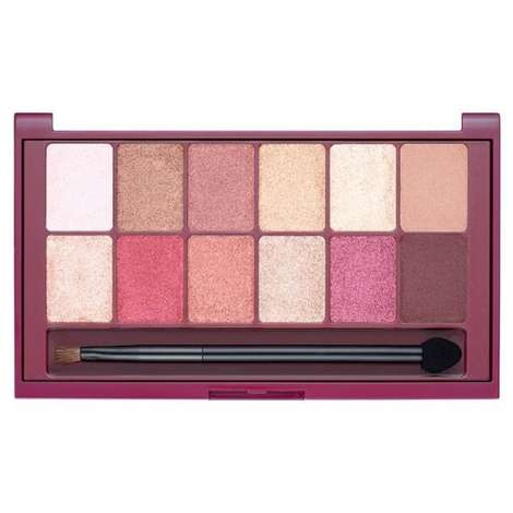 Maybelline New York Burgundy Bar Far Paleti