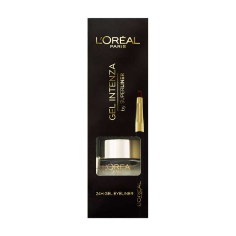 L'oreal Paris Gel Intenza Eyeliner -01 Black