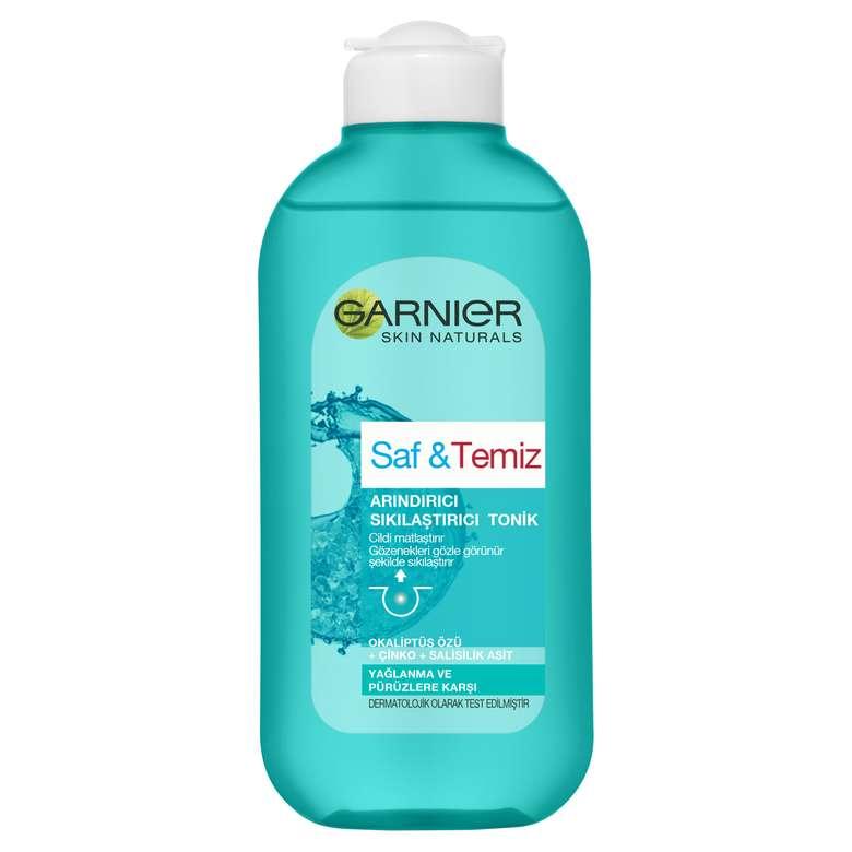 Garnier Saf&Temiz Arındırıcı ve Sıkılaştırıcı Tonik 200 ml