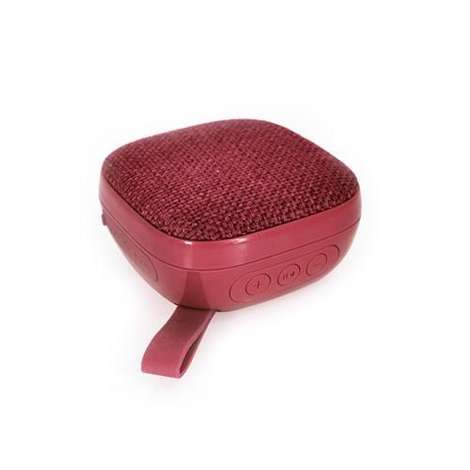 Woon Mini Bluetooth Hoparlör - Kırmızı