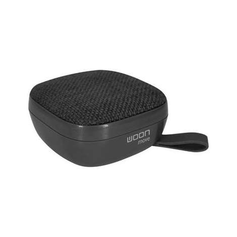 Woon Mini Bluetooth Hoparlör - Siyah