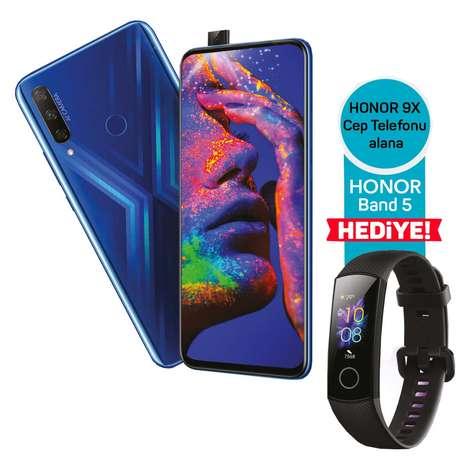 Honor 9X 128 GB Cep Telefonu  - Mavi