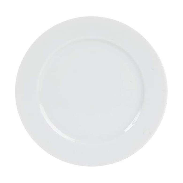Porland Porselen Düz Tabak 16 Cm