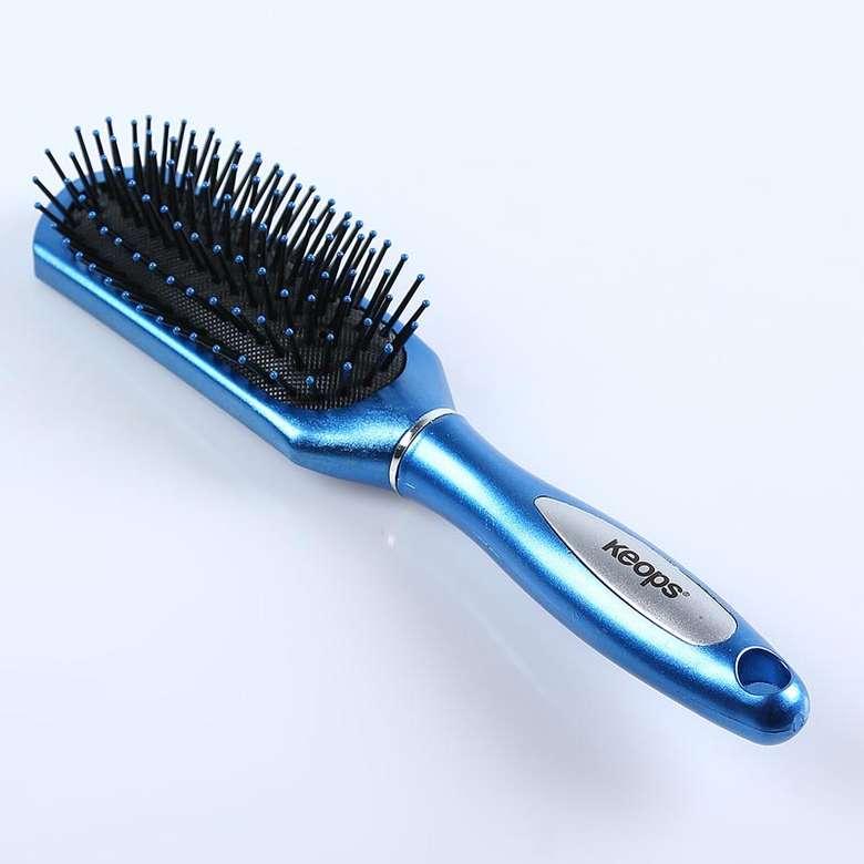 Keops Saç Fırçası - Mavi