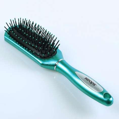 Keops Saç Fırçası - Yeşil