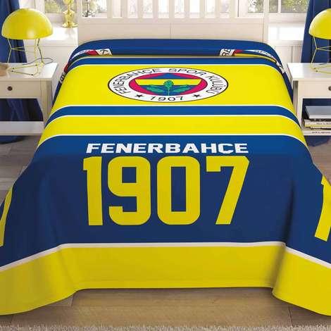 Fenerbahçe Lisanslı Battaniye 150x200cm