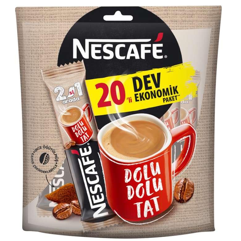 Nescafe 2'si 1 Arada