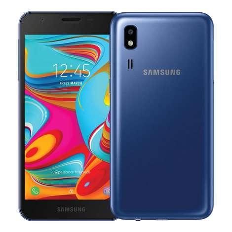 Samsung Galaxy A2 Core 16 GB Cep Telefonu-Mavi