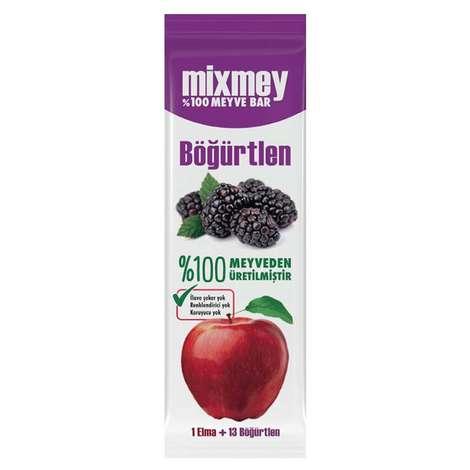 Mixmey Meyve Bar Böğürtlen 20 G