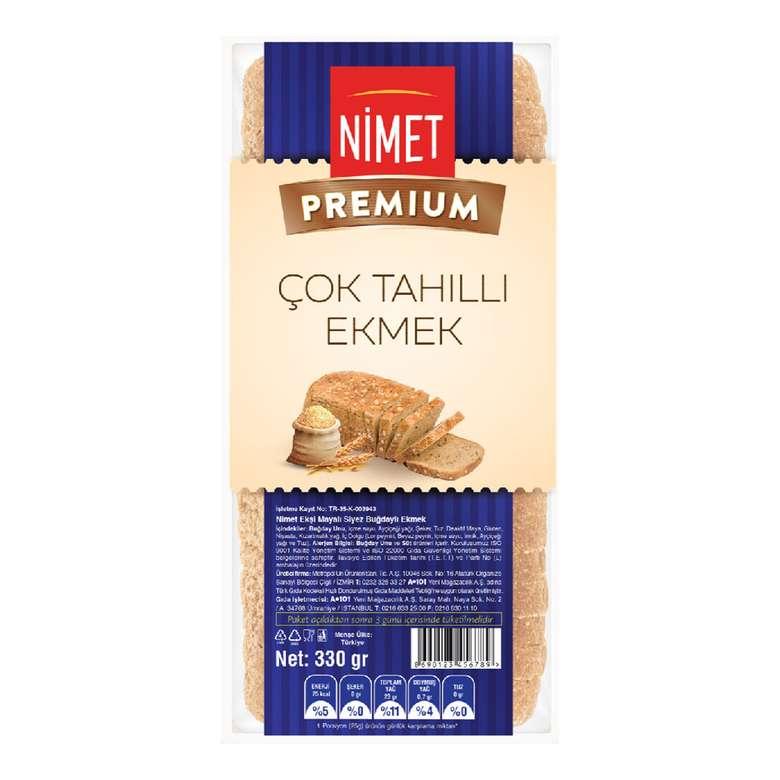 Nimet Premium  Çok Tahıllı Ekmek 330 gr