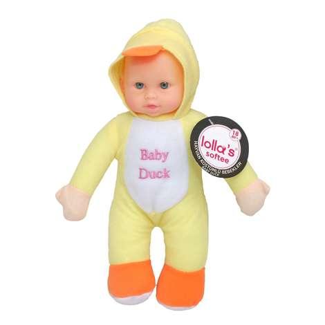 Lolla's Softee Hayv. Kost. Sarı Bebek