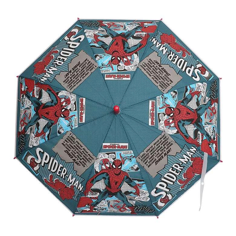 Lisanslı Çocuk Şemsiyesi - Spiderman
