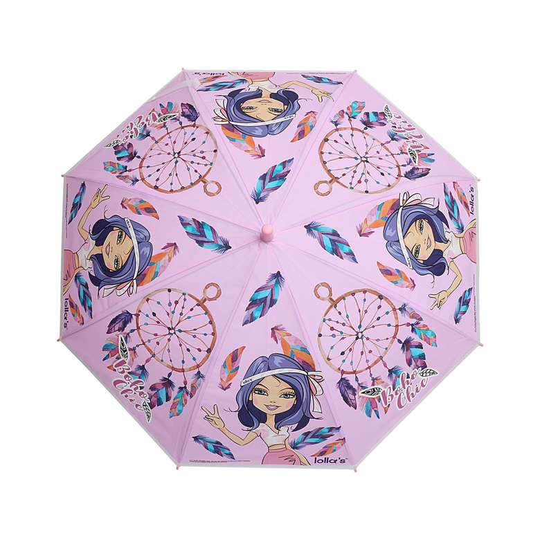 Lisanslı Çocuk Şemsiyesi - Boho Chic