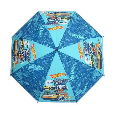 Lisanslı Çocuk Şemsiyesi - Hot Wheels