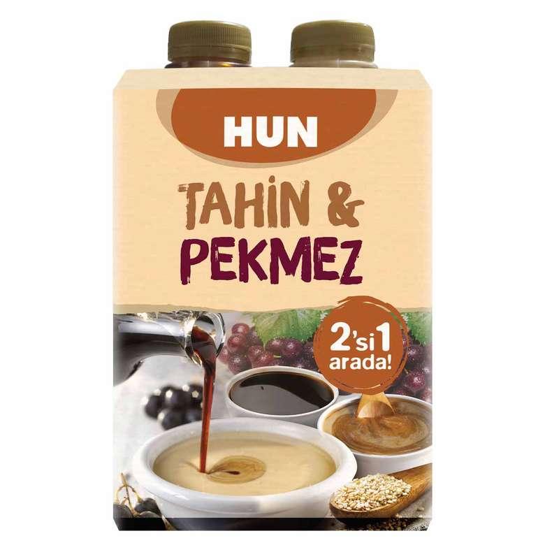 Hun Tahin&Pekmez 2'si 1 arada 1250 G
