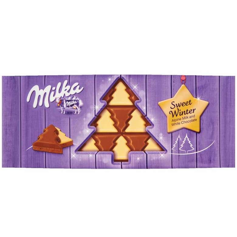 Milka Sweet Winter Sütlü Çikolata 100 G