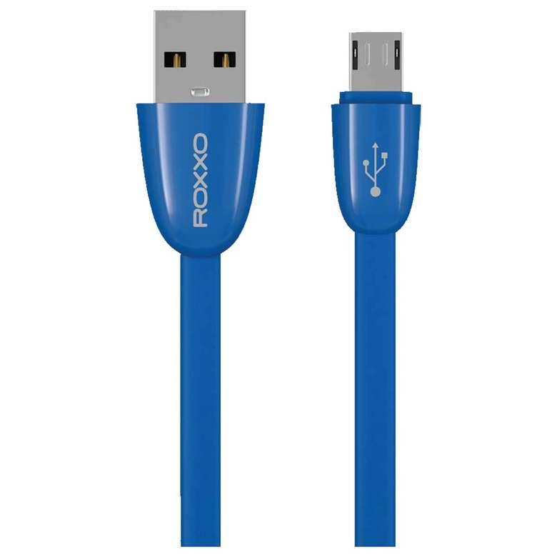 Roxxo Micro Usb Kablo - Mavi