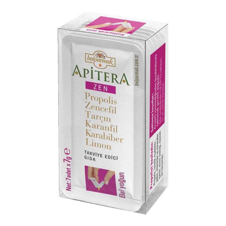 Balparmak Apitera Zen (Bal-Propolis-Zencefil Karışımı) 7x7 gr