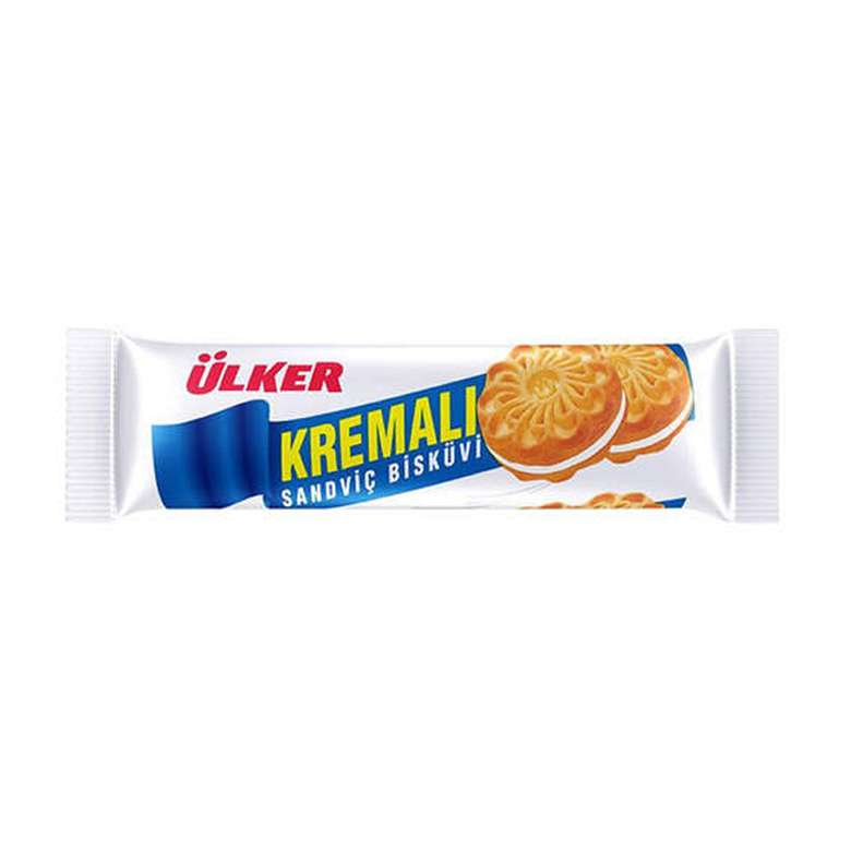 Ülker Kremalı Sandviç Bisküvi 69 G