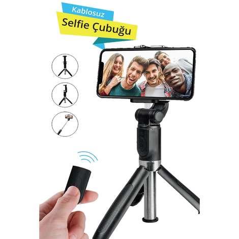 Piranha 5445 Bluetooth Selfie Çubuğu