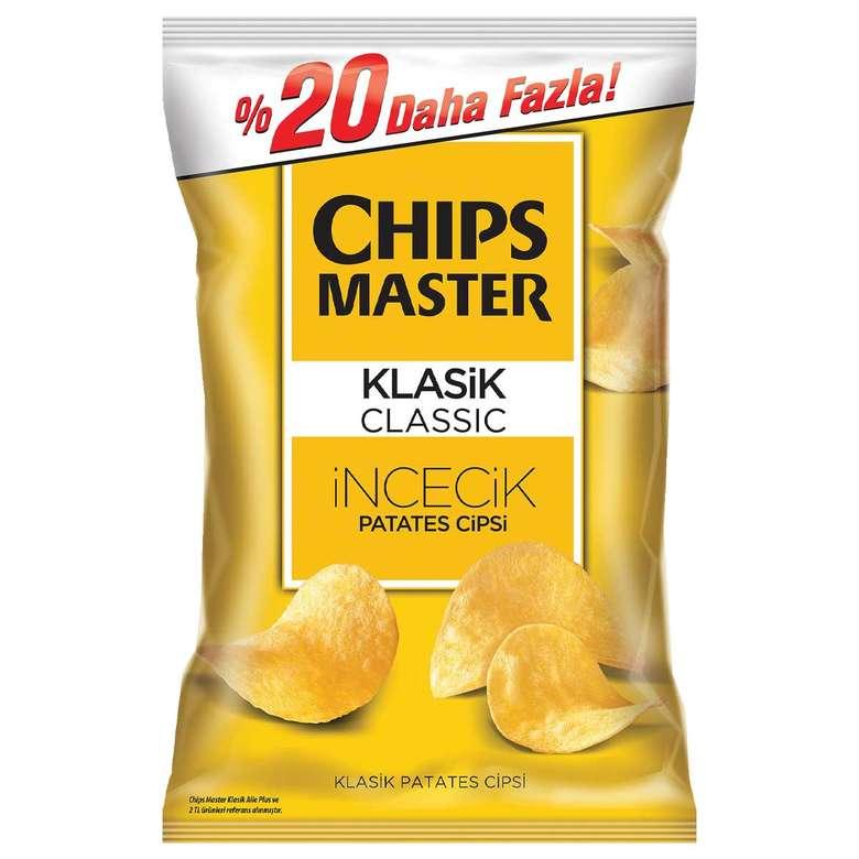 Chips Master Patates Cipsi Sade 150 G