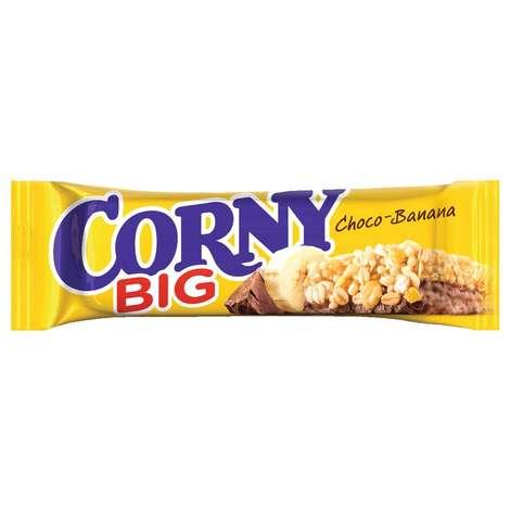 Corny Big Tahıllı Muzlu Çikolatalı Tahıllı Bar 50 G