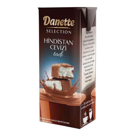 Danette Selection Hindistan Cevizi Tadında Süt  180 Ml
