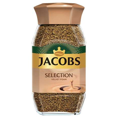 Jacobs Selection Kavanoz Kahve 95 G