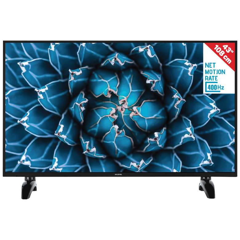 Hi Level 43'' 43 HL650  Full Hd Smart Led TV