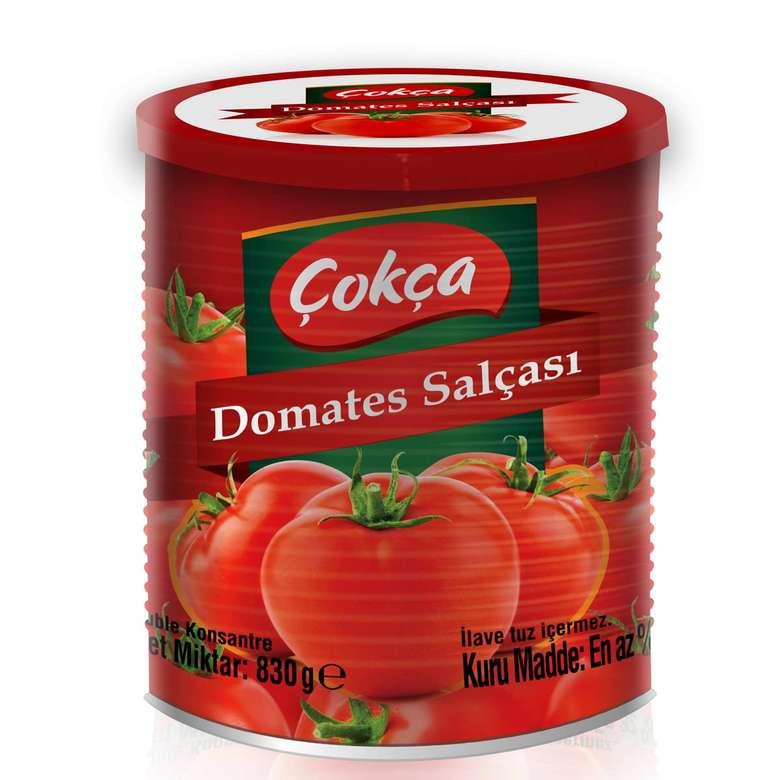 Çokça Salça Domates 830 Gr