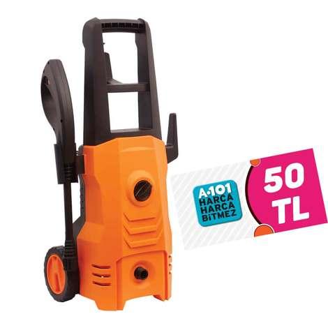 Attlas Eco PW1200 Basınçlı Yıkama Makinesi