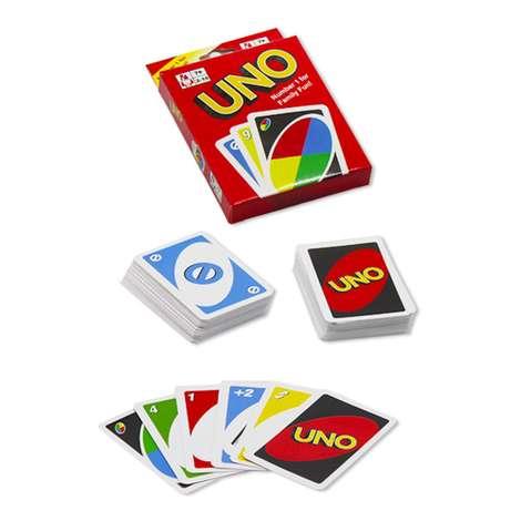 Uno - Oyun Kartları