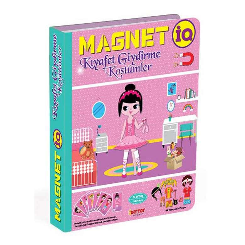 Magnet - IQ Kıyafet Giydirme Kostümler