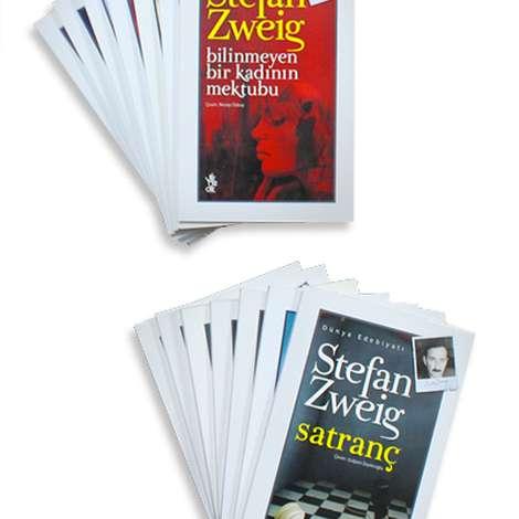 Büyük Stefan Zweig Seti - 14 Kitap