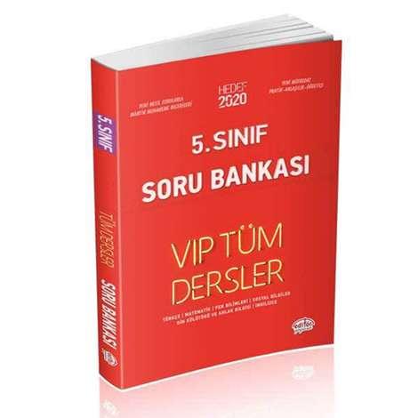 5. Sınıf Vip Tüm Dersler Etkinliklerle Soru Bankası