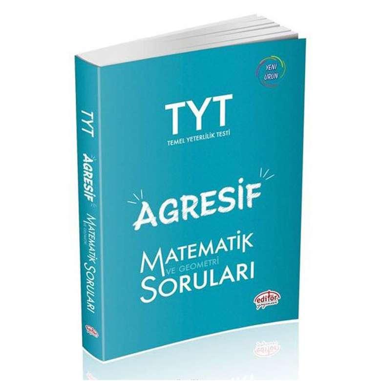 TYT Agresif Matematik ve Geometri Soru Bankası