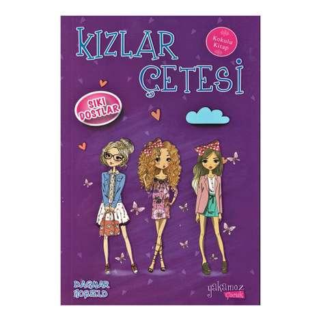 Kızlar Çetesi Sıkı Dostlar - Dagmar Hobfeld