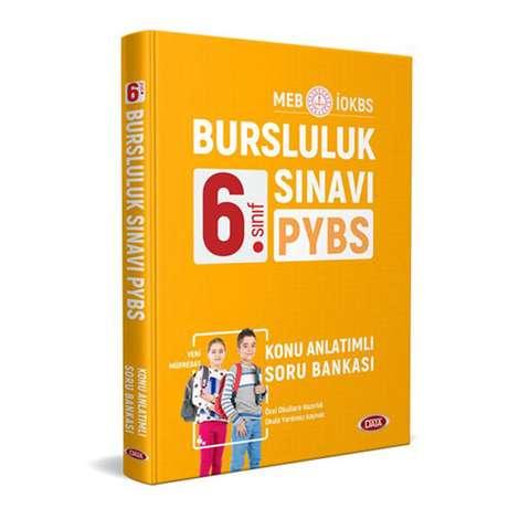 6. Sınıf Bursluluk Sınavı Konu Anlatımlı Soru Bankası