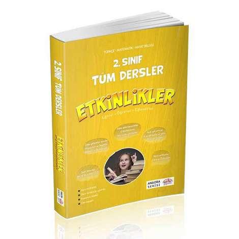 2. Sınıf Tüm Dersler Etkinlikler Kitabı