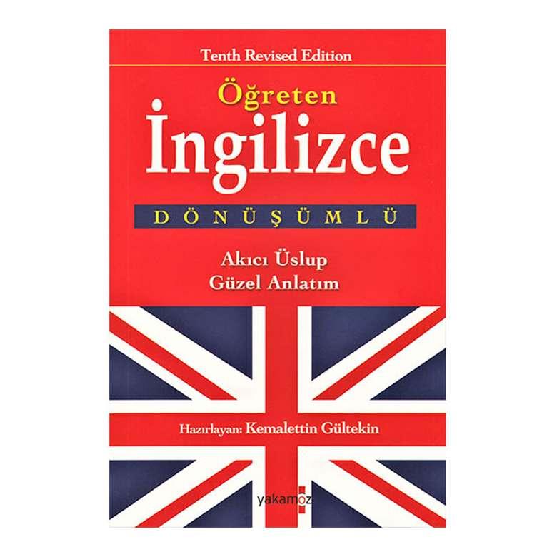 Öğreten İngilizce; Dönüşümlü - Akıcı Üslup - Güzel Anlatım