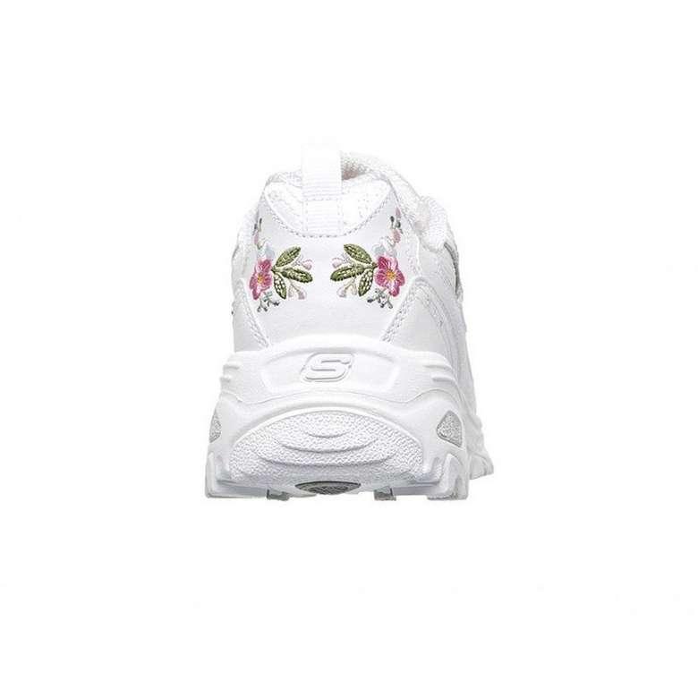 Skechers 11977-Wht Kadın Ayakkabı