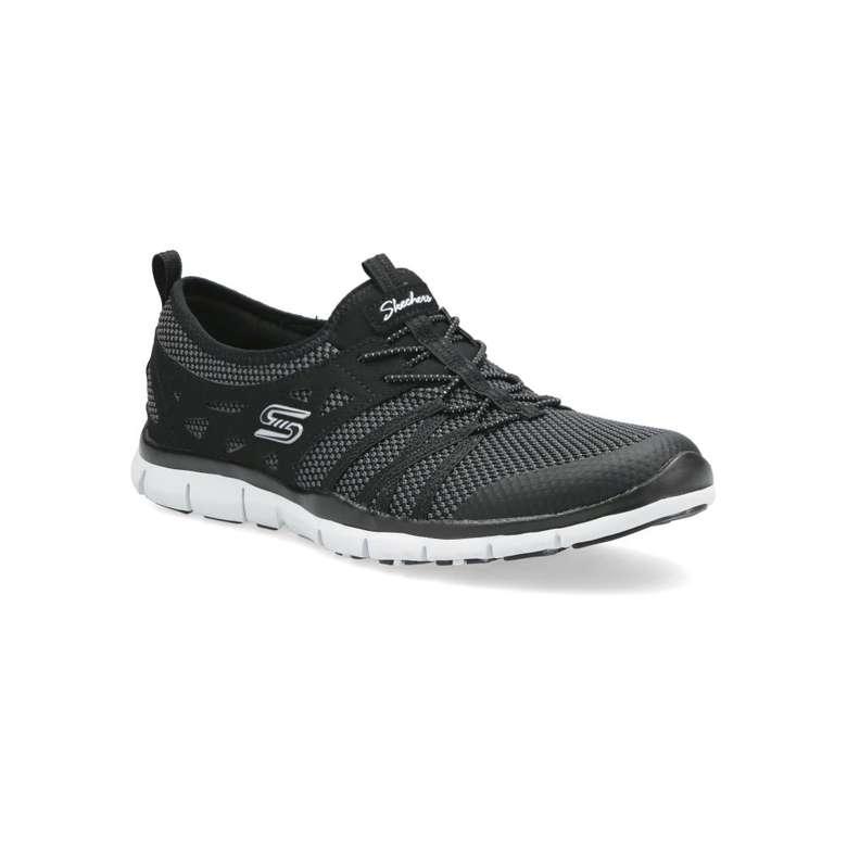 Skechers 23360-Bkw Kadın Ayakkabı